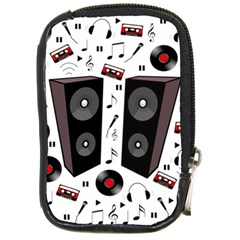 Loud Music Compact Camera Cases by Valentinaart