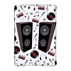 Loud Music Apple Ipad Mini Hardshell Case (compatible With Smart Cover) by Valentinaart