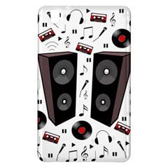 Loud Music Samsung Galaxy Tab Pro 8 4 Hardshell Case by Valentinaart