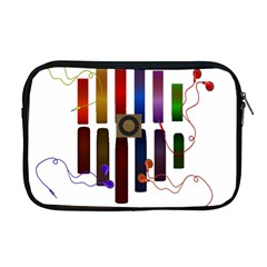 Energy of the sound Apple MacBook Pro 17  Zipper Case