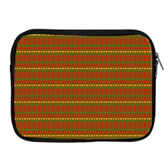 Fugly Christmas Xmas Pattern Apple Ipad 2/3/4 Zipper Cases by Nexatart