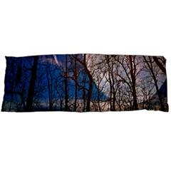 Full Moon Forest Night Darkness Body Pillow Case Dakimakura (two Sides)