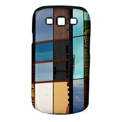 Glass Facade Colorful Architecture Samsung Galaxy S Iii Classic Hardshell Case (pc+silicone)