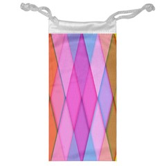 Graphics Colorful Color Wallpaper Jewelry Bag by Nexatart