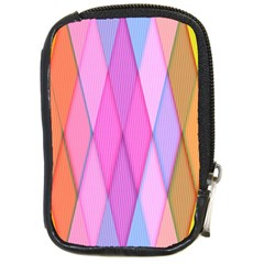 Graphics Colorful Color Wallpaper Compact Camera Cases by Nexatart
