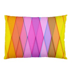 Graphics Colorful Color Wallpaper Pillow Case (two Sides)