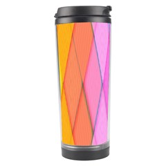 Graphics Colorful Color Wallpaper Travel Tumbler by Nexatart