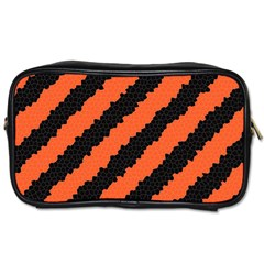 Halloween Background Toiletries Bags