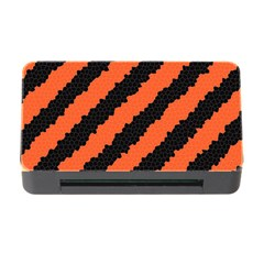 Halloween Background Memory Card Reader With Cf by Nexatart