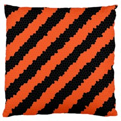 Halloween Background Large Cushion Case (two Sides)