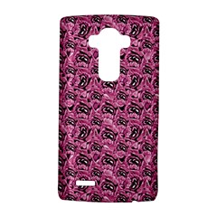 Floral Pink Collage Pattern Lg G4 Hardshell Case by dflcprints
