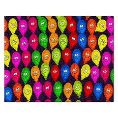 Happy Balloons Rectangular Jigsaw Puzzl by Nexatart