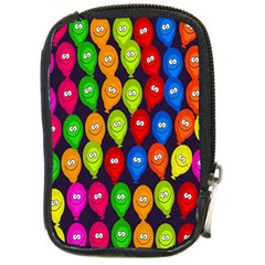Happy Balloons Compact Camera Cases by Nexatart