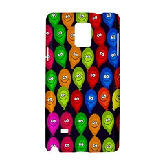 Happy Balloons Samsung Galaxy Note 4 Hardshell Case by Nexatart