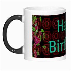 Happy Birthday! Morph Mugs