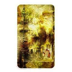 Grunge Texture Retro Design Memory Card Reader