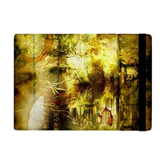 Grunge Texture Retro Design Apple Ipad Mini Flip Case