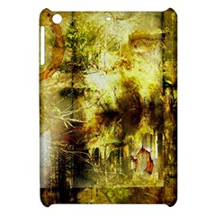 Grunge Texture Retro Design Apple Ipad Mini Hardshell Case by Nexatart