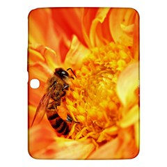 Honey Bee Takes Nectar Samsung Galaxy Tab 3 (10 1 ) P5200 Hardshell Case