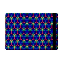 Honeycomb Fractal Art Apple Ipad Mini Flip Case