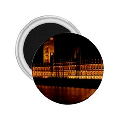 Houses Of Parliament 2 25  Magnets by Nexatart