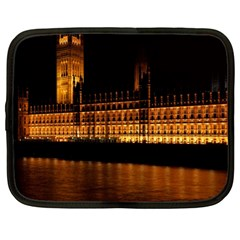 Houses Of Parliament Netbook Case (large)