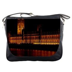 Houses Of Parliament Messenger Bags