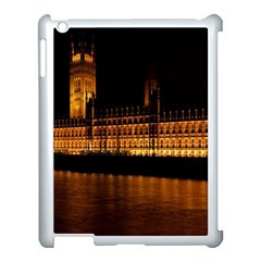 Houses Of Parliament Apple Ipad 3/4 Case (white) by Nexatart