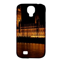 Houses Of Parliament Samsung Galaxy S4 Classic Hardshell Case (pc+silicone)