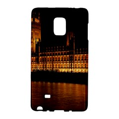 Houses Of Parliament Galaxy Note Edge by Nexatart