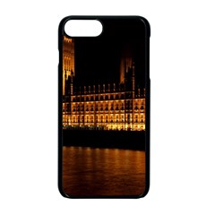 Houses Of Parliament Apple iPhone 7 Plus Seamless Case (Black)