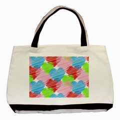 Holidays Occasions Valentine Basic Tote Bag by Nexatart