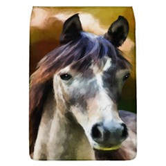 Horse Horse Portrait Animal Flap Covers (l)