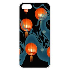 Lampion Apple Iphone 5 Seamless Case (white)