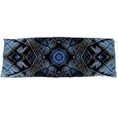 Jeans Background Body Pillow Case (dakimakura) by Nexatart