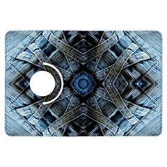 Jeans Background Kindle Fire Hdx Flip 360 Case by Nexatart