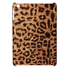 Leopard Print Animal Print Backdrop Apple Ipad Mini Hardshell Case