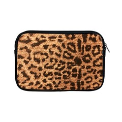 Leopard Print Animal Print Backdrop Apple Ipad Mini Zipper Cases by Nexatart