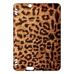 Leopard Print Animal Print Backdrop Kindle Fire Hdx Hardshell Case