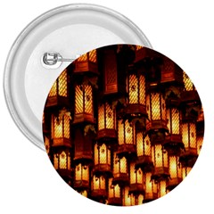 Light Art Pattern Lamp 3  Buttons