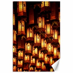 Light Art Pattern Lamp Canvas 24  X 36