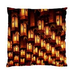 Light Art Pattern Lamp Standard Cushion Case (two Sides)