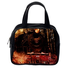 Locomotive Classic Handbags (one Side)