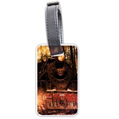 Locomotive Luggage Tags (two Sides)