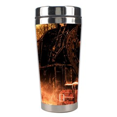 Locomotive Stainless Steel Travel Tumblers