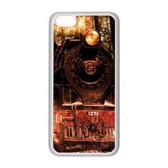 Locomotive Apple Iphone 5c Seamless Case (white)
