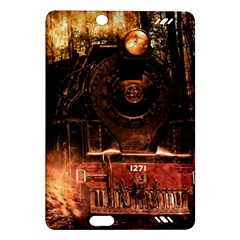 Locomotive Amazon Kindle Fire Hd (2013) Hardshell Case