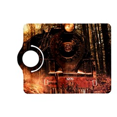 Locomotive Kindle Fire Hd (2013) Flip 360 Case by Nexatart