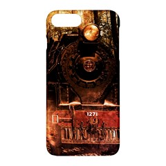Locomotive Apple Iphone 7 Plus Hardshell Case by Nexatart