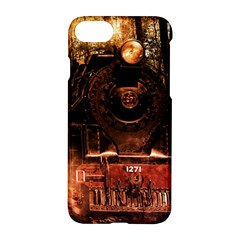 Locomotive Apple Iphone 7 Hardshell Case by Nexatart
